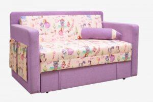 Детский диван – комфорт и привлекательность